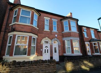 Thumbnail 6 bed terraced house to rent in Kimbolton Avenue, Nottingham