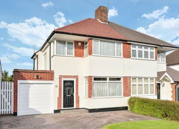 Thumbnail 3 bed semi-detached house for sale in Molescroft, London