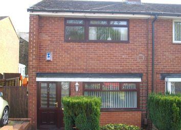 Thumbnail 3 bed semi-detached house for sale in 18 Swan Farm Close, Lower Darwen, Darwen, Lancashire