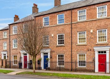 4 bed terraced house for sale in Pavilion Row, Main Street, Fulford, York YO10