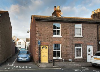 Thumbnail 2 bed end terrace house for sale in Bernard Street, St.Albans
