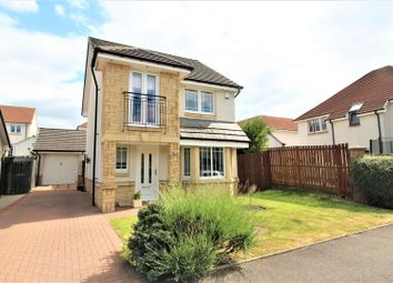 Thumbnail 3 bed detached house for sale in Scalloway Road, Glasgow