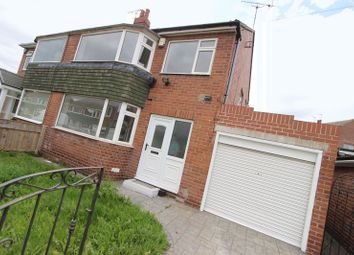 Thumbnail 3 bed semi-detached house for sale in Wetherby Road, Grangetown, Sunderland