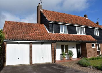 Thumbnail 4 bed detached house for sale in Manor Close, Walberswick, Southwold