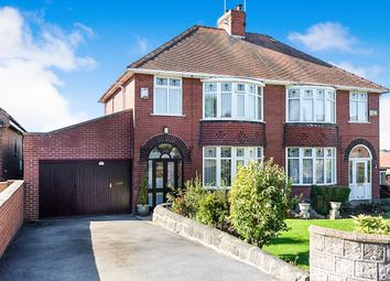 Thumbnail 3 bed semi-detached house for sale in Rackford Road, North Anston, Sheffield