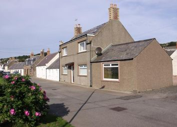 Thumbnail 3 bed cottage to rent in Fore Street, Johnshaven, Montrose