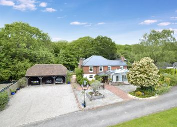 Thumbnail 4 bed equestrian property for sale in Hanging Birch Lane, Horam, Heathfield