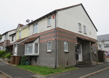 Thumbnail 2 bed terraced house for sale in Washbourne Close, Devonport, Plymouth