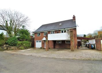 Thumbnail 4 bed detached house for sale in Cefn Bychan Woods, Pantymwyn