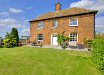 Thumbnail 5 bedroom detached house for sale in Ramsey Road, Kings Ripton, Huntingdon