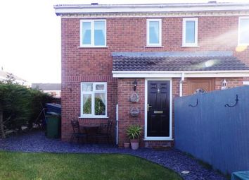 Thumbnail 2 bed semi-detached house for sale in Hailstone Drive, Northallerton