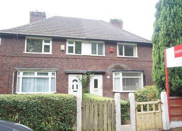 Thumbnail 3 bedroom semi-detached house to rent in Barlow Terrace, Chorlton