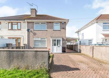 Thumbnail 3 bed semi-detached house for sale in Ullswater Road, Southmead, Bristol, City Of Bristol