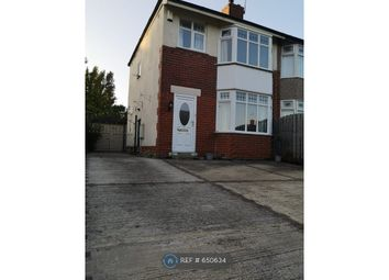 Thumbnail 2 bed semi-detached house to rent in Welwyn Road, Sheffield