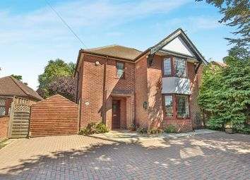 Thumbnail 3 bed detached house for sale in Cromer Road, Hellesdon, Norwich