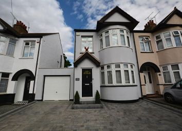 Thumbnail 3 bedroom end terrace house for sale in Hamstel Mews, Hamstel Road, Southend-On-Sea