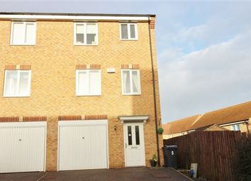 Thumbnail 4 bedroom town house for sale in Jasmine Gardens, Swallownest, Sheffield