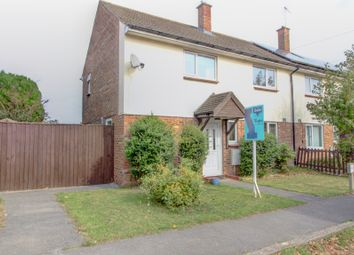 Thumbnail 3 bed semi-detached house for sale in Suffolk Rd, Scampton, Nr. Lincoln
