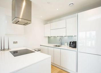 Thumbnail 1 bed flat for sale in Yabsley Street, London