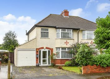 Thumbnail 3 bed semi-detached house for sale in Lyndhurst Road, Bexleyheath