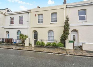 Thumbnail 5 bed terraced house for sale in Cecil Street, Plymouth, Devon