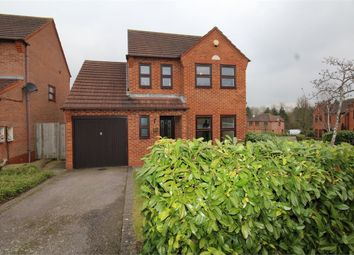 Thumbnail 3 bed detached house for sale in Pyke Hayes, Two Mile Ash, Milton Keynes, Buckinghamshire