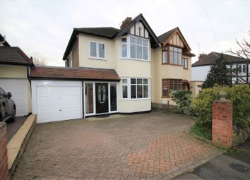Thumbnail 3 bed semi-detached house for sale in Lynton Road, Highams Park