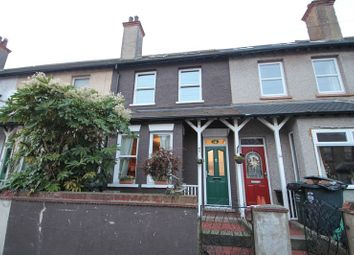 Thumbnail 4 bedroom terraced house to rent in Hedge Place Road, Greenhithe