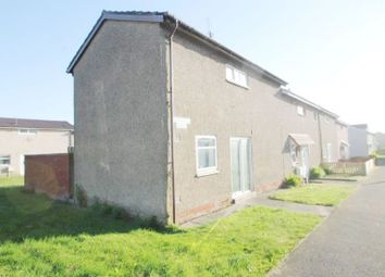Thumbnail 2 bed end terrace house for sale in 16, Lubnaig Walk, Holytown, Motherwell ML14Qp