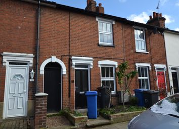 Thumbnail 2 bed terraced house to rent in Ann Street, Ipswich