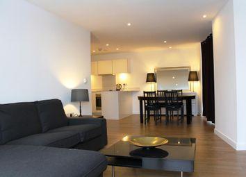 Thumbnail 3 bed flat to rent in Caspian Wharf, Kara Court, Bow