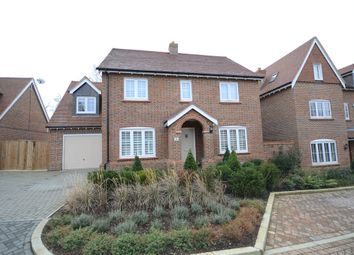 Thumbnail 4 bed detached house for sale in Buchanan Way, Binfield, Bracknell