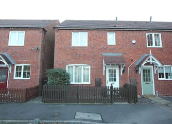 Thumbnail 3 bed terraced house for sale in Merry Hurst Place, Hinckley