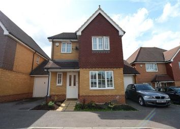Thumbnail 3 bed link-detached house for sale in Oakfield Place, Farnborough, Hampshire