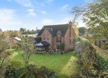 Thumbnail 5 bedroom detached house for sale in Church Farm Lane, South Marston, Wiltshire