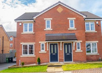 3 bed semi-detached house for sale in Phoenix Way, Gildersome, Morley, Leeds LS27