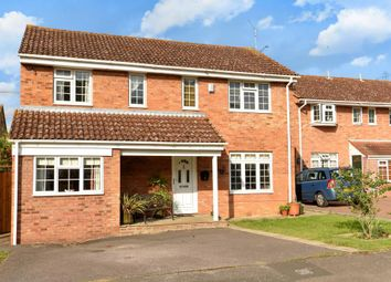 Thumbnail 4 bed detached house for sale in Haydon Hill, Aylesbury