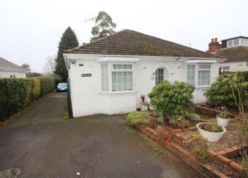 Thumbnail 4 bed detached bungalow for sale in Broad Lane, Coventry