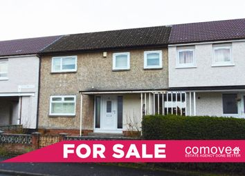 Thumbnail 3 bedroom terraced house for sale in Paterson Crescent, Irvine