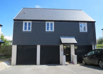 Thumbnail 2 bed flat for sale in Goonbarrow Meadow, Bugle, St. Austell
