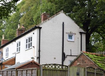 Thumbnail 3 bed cottage for sale in Fountain Street, Caistor, Market Rasen