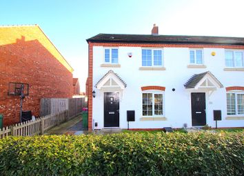 3 bed end terrace house for sale in Kirkwood Close, Leicester Forest East, Leicester LE3