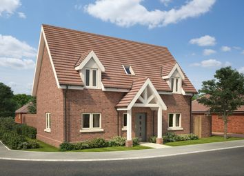 Thumbnail 3 bed detached house for sale in Thorpe Road, Little Clacton, Clacton-On-Sea
