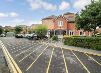 Thumbnail 2 bed flat for sale in Oakley Court, Southampton