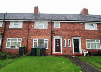 Thumbnail 3 bedroom terraced house to rent in Bassett Road, Wednesbury