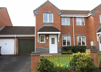 Thumbnail 3 bed semi-detached house for sale in Cave Grove, Emerson Green, Bristol