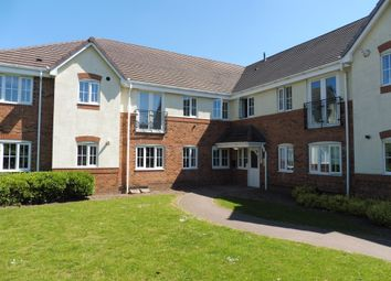 Thumbnail 2 bedroom flat for sale in Wiltshire Way, West Bromwich