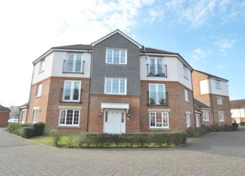 Thumbnail 1 bed flat to rent in Holt Close, Singleton, Ashford