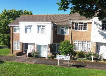 Thumbnail 3 bed terraced house for sale in Aspen Road, Eastbourne