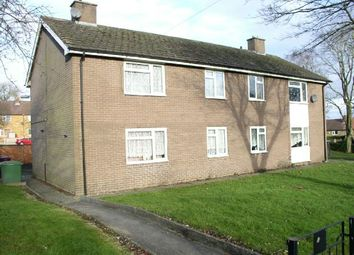Thumbnail 1 bed flat for sale in Willow Street, Shirland, Alfreton